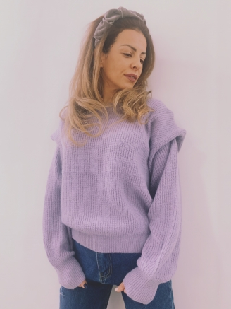 Пуловер Lavender