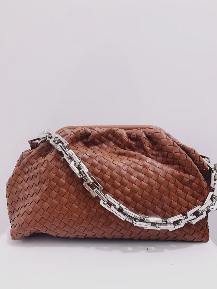 Чанта Veniti Brown