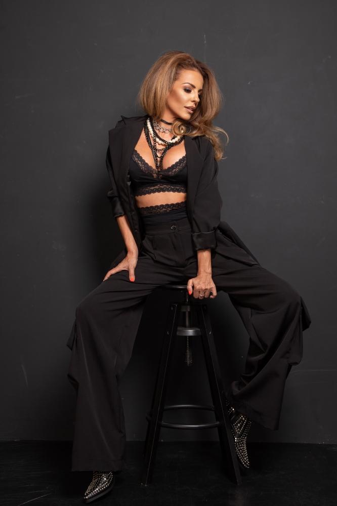 Панталон Fiona Black