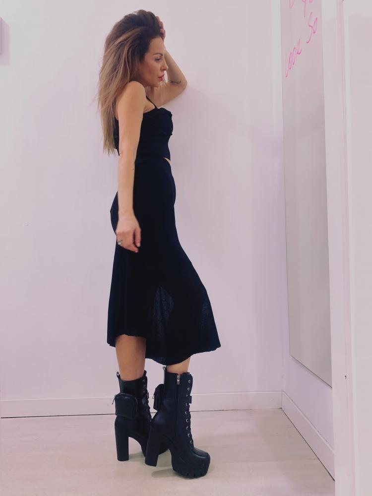 Пола Leyla black